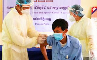 Video: Hôm nay Campuchia ghi nhận 841 ca COVID-19 mới, vượt qua 'ngày đen tối'
