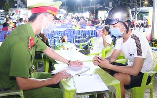 Video: Bà Rịa - Vũng Tàu mạnh tay xử phạt người không đeo khẩu trang