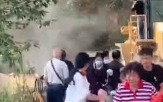 Video: Cận cảnh sạt lở núi kinh hoàng ở Trung Quốc