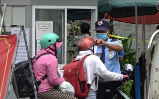 Video: Cách ly chung cư trong khu đô thị Đại học Quốc gia vì người nhiễm COVID-19 tới chơi