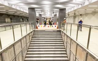 Video: Hoàn thành tầng B1 ga Ba Son tuyến metro số 1