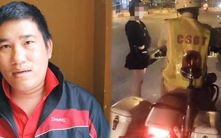 Video: Yêu cầu xác minh thông tin tố CSGT ở Đội Tân Sơn Nhất 'vô cớ' giữ giấy tờ xe