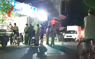 Video: Bắt tên trộm xe máy trước cửa, một bác sĩ bị đâm tử vong