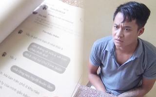 Video: Nam thanh niên lên mạng giả làm con gái, dụ dỗ cánh mày râu 'chat sex' để tống tiền