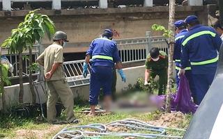 Video: Phát hiện thi thể người phụ nữ dưới kênh Ba Thôn