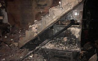 Video: Bên trong căn nhà cháy khiến 8 người chết ở quận 11