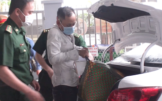 Video: Vận chuyển hơn 20kg ma túy từ Đồng Tháp, bị bắt tại TP.HCM