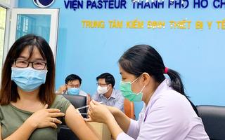Video: TP.HCM đặt mục tiêu sẽ tiêm vắc xin COVID-19 cho toàn dân