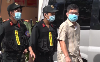 Video: Bắt tổng giám đốc Công ty cổ phần Việt An cùng nhiều giám đốc là đồng phạm