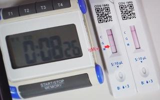 Chuyển động thị trường   Cảnh giác với những bộ kit xét nghiệm COVID-19 bán tràn lan chợ mạng