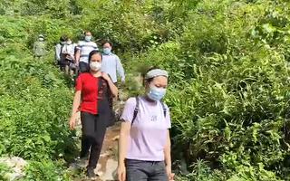 Video: Bắt giữ 11 công dân nhập cảnh trái phép từ Trung Quốc vào Việt Nam