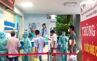Video: Hai nhân viên Bệnh viện Nhân dân Gia Định dương tính COVID-19