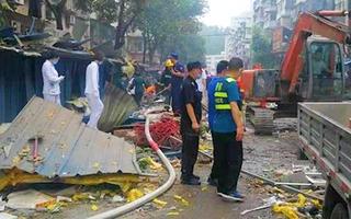 Video: Nổ khí kinh hoàng ở Trung Quốc làm 12 người chết, 138 người bị thương