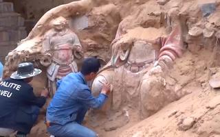 Video: Phát hiện pháo đài cổ thời nhà Minh gần Vạn Lý Trường Thành
