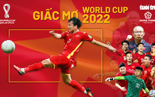 Trực tuyến: Minh Vương được bầu chọn cầu thủ xuất sắc nhất trận, Việt Nam thẳng tiến vào vòng loại thứ 3