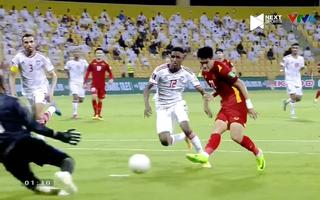 Video: Xem lại 2 bàn thắng đẹp mắt của Tiến Linh, Minh Vương vào lưới UAE