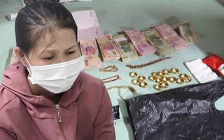 Video: Con dâu trộm tài sản gần 700 triệu đồng của cha chồng