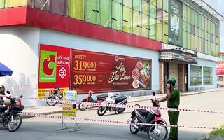 Video: Siêu thị Big C Đồng Nai 'cầu cứu', xin giải phóng mặt hàng tươi sống
