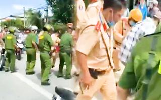 Video: Tài xế xe đầu kéo sử dụng ma túy, trốn chạy cảnh sát bị điều tra 2 tội