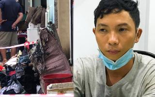 Video: Đã bắt được nghi can phóng hỏa đốt vợ chồng bán hoa vì ganh ghét trong làm ăn