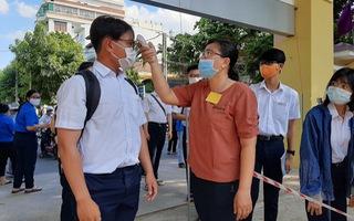 Video: Sở GD-ĐT TP.HCM thông báo khẩn về kỳ thi tốt nghiệp THPT