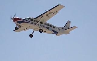 Video: Israel thử thành công vũ khí laser bắn hạ máy bay không người lái