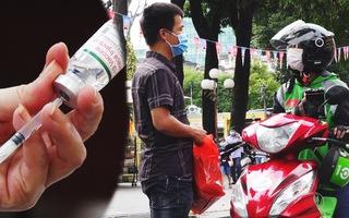 1,6 triệu cuốc xe miễn phí hỗ trợ người dân TP.HCM đi tiêm vắc xin
