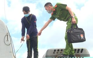Video: Định vị thiết bị bằng zalo ở công trường điện gió để trộm cắp