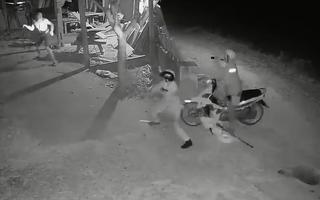 Video: Trích xuất camera trộm chó hung hãn chống trả chủ nhà