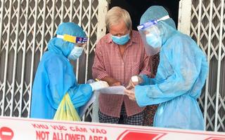 Video: Ca mắc COVID-19 tăng mạnh trong khu phong toả ở Đà Nẵng