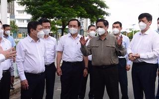 Thủ tướng Phạm Minh Chính: Phải có wifi để người cách ly giải trí, tránh ức chế