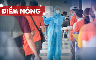 Điểm nóng: Thêm 164 ca nhiễm; Cần sớm có vắc xin dịch vụ;  Phú Yên sẽ tiến hành giãn cách xã hội