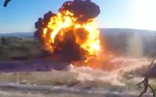 Video: Tiêu hủy 78 quả đạn pháo thời Chiến tranh Vệ quốc