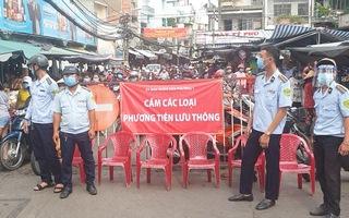 Video: 70/234 chợ truyền thống ở TP.HCM tạm ngưng hoạt động để phòng chống COVID-19