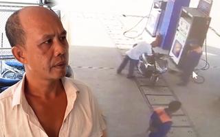 Video: Đổ xăng không trả tiền còn bắt nhân viên đưa 20 triệu nếu không sẽ đốt cây xăng