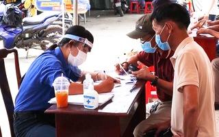 Video: Chốt kiểm soát cửa ngõ vào Bình Phước phát hiện một tài xế dương tính