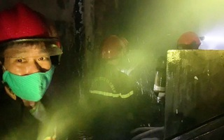Video: Cháy nhà ở Quảng Ngãi, 4 người trong gia đình tử vong, người mẹ đang mang thai