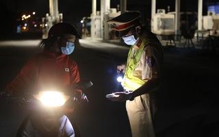 Video: Trắng đêm ở các chốt kiểm dịch, thời điểm Đồng Nai áp dụng lệnh cách ly đối với người từ TP.HCM về