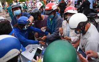 Video: Qua khai báo y tế khi ra vào Gò Vấp, phát hiện 3.464 người có nguy cơ lây nhiễm