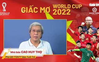 Trực tuyến: Quang Hải được bình chọn là cầu thủ xuất sắc nhất; Nhận định trận Việt Nam - Malaysia