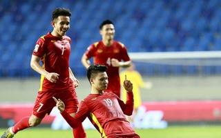 Video: Quang Hải nhận danh hiệu cầu thủ xuất sắc nhất trận thắng Indonesia 4-0