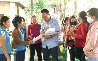Video: Khoảng 1.076 tỉ đồng hỗ trợ người dân và doanh nghiệp trong gói an sinh lần 2 của TP.HCM