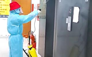 Video: Phát hiện chuỗi lây nhiễm 8 người liên quan chung cư ở Bình Tân