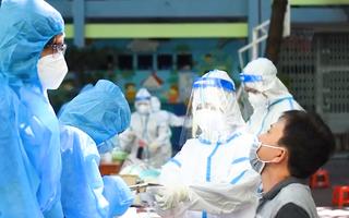 Video: TP.HCM lấy hơn 1 triệu mẫu, Bình Dương lấy 4.000 mẫu để xét nghiệm COVID-19