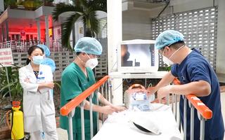 Video: TP.HCM triển khai 1.000 giường dành cho bệnh nhân COVID-19 nguy kịch