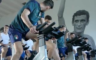 Video: 3 thành viên đội tuyển Italy nhiễm COVID-19 trước trận chung kết EURO 2020