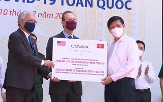 Video: Bắt đầu chiến dịch tiêm chủng vắc xin phòng COVID-19 toàn quốc