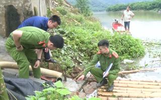 Video: Xả lén nước thải xuống sông Mã làm cá chết hàng loạt