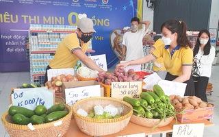 Video: Hơn 16.000 phiếu mua hàng tại 'siêu thị 0 đồng' đến tay người dân khó khăn ở TP.HCM