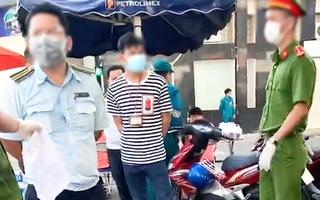 Video: Đi rút tiền bị phạt 1 triệu vì 'ra đường không có lý do chính đáng', luật sư nói phạt sai